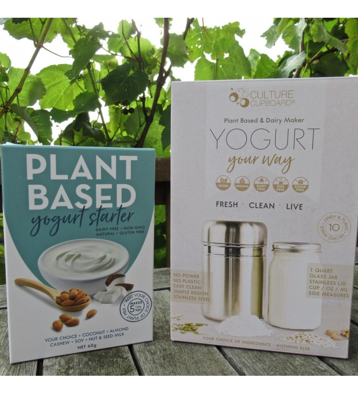 DIY Vegan Yoghurt Pack