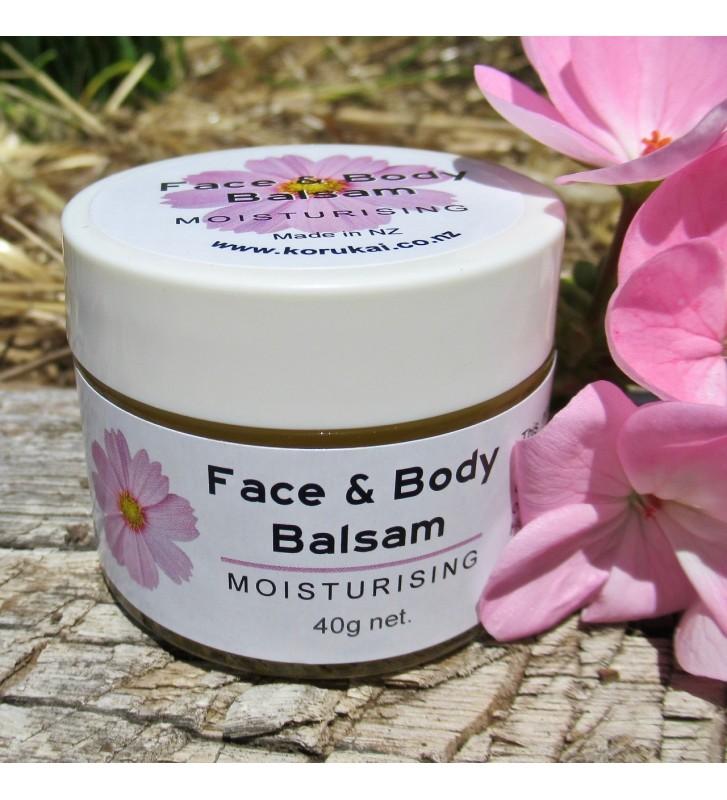 Face & Body Balsam