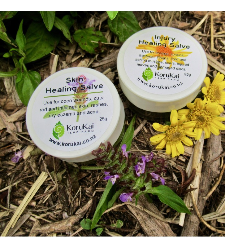 Healing Salves Pack