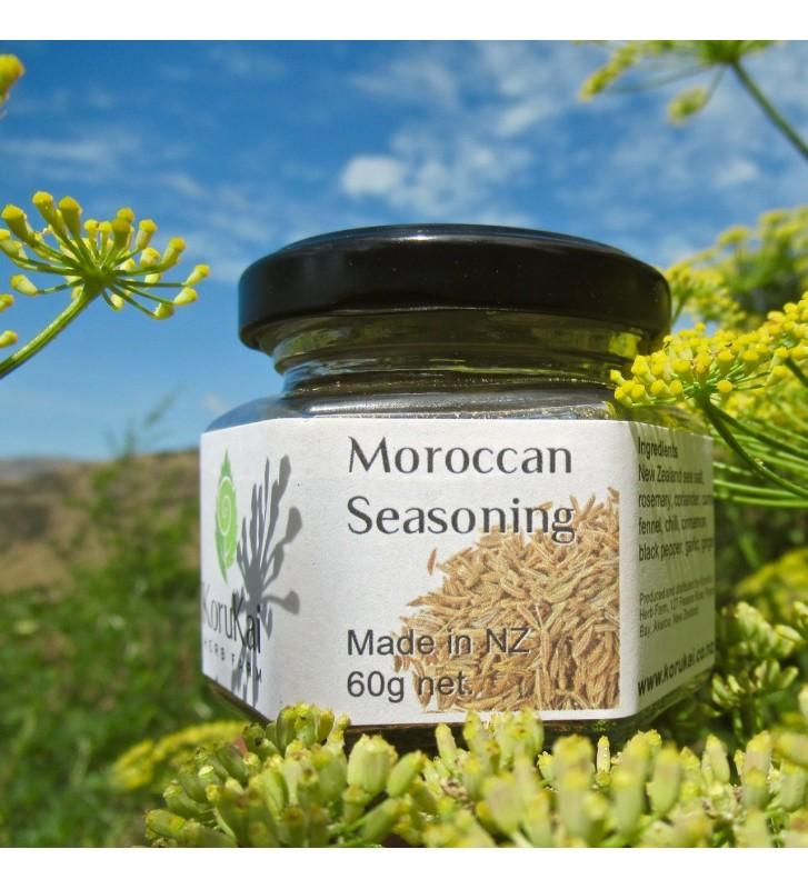 Seasoning Moroccan