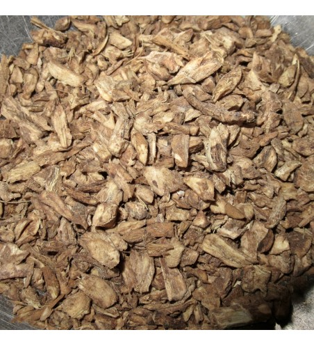 Elecampane dried root