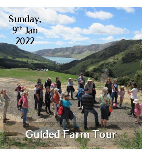 Farm Tour 9th January