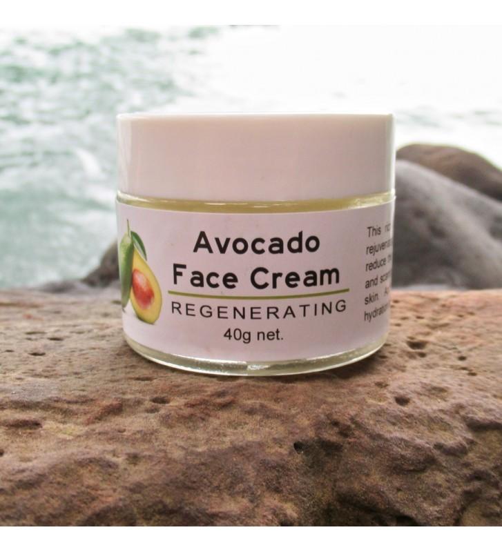 Avocado Face Cream 40g