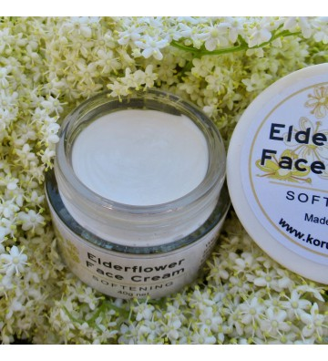 Elderflower Face Cream