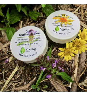 Healing Salves Pack