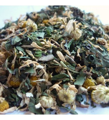 Custom Blend Herbal Tea