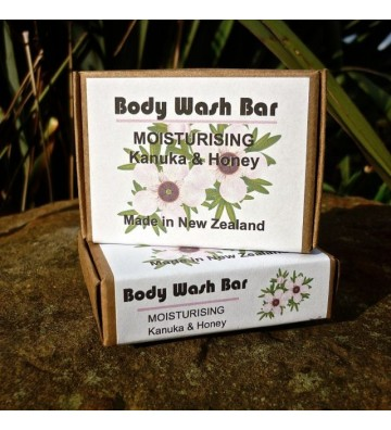 Body Wash Bar, Moisturising