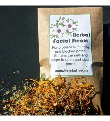 Herbal Facial Steam and Toner