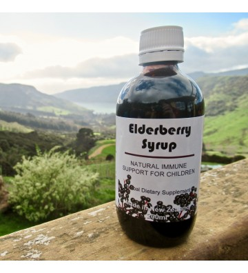 Elderberry Syrup 200ml