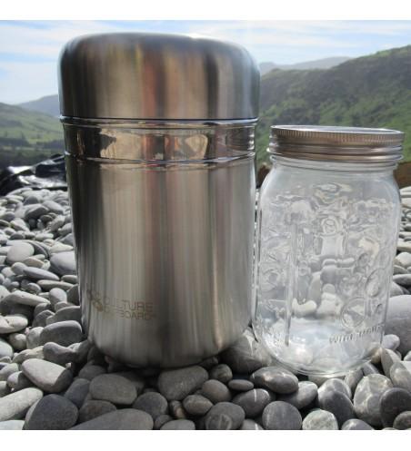 Fermentation Flask